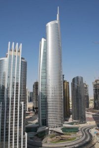 Almas Tower - Venue of the Second Dubai Diamond Conference