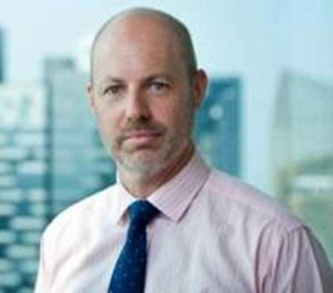 Neil Ventura, De Beers Executive  Vice President for Auction Sales